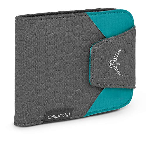 Osprey QuickLock RFID Wallet - Tropic Teal