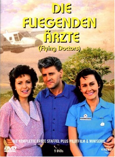 Die fliegenden Ärzte - Die komplette erste Staffel plus Pilotfilm & Mini-Serie [9 DVDs]