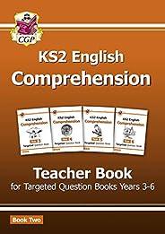 KS2 English Targeted Comprehension: Teacher Book 2, Years 3-6