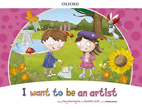 I Want to Be an Artist Storybook Pack