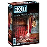 Devir- Exit Muerte en El Orient Express Juego de Mesa, (JDMDVREXITORNTEXPSPA)