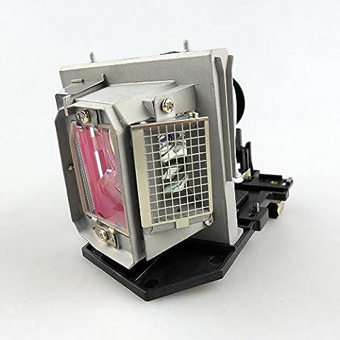 HFY marbull lámpara w/Carcasa 317–1135/725–10134de repuesto para Dell 4210X/4310wx/4310X/4610X Proyector