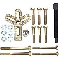 WiMas 13Pcs Harmonic Balancer, Volante Extractor Kit de Herramientas, Volante Herramientas de reparación