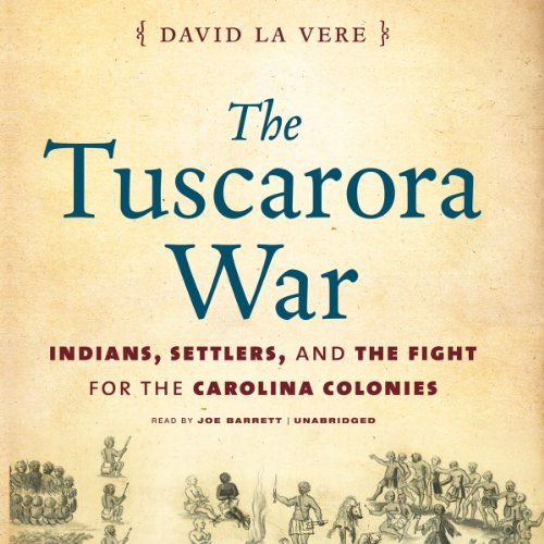 The Tuscarora War  Audiolibri