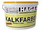 HAGA Kalkfarbe 10 kg/ 8 Liter