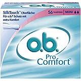 o.b. Tampons Pro Comfort Mini, 56er Packung
