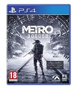 Metro Exodus + Spartan Survival Guide (Exclusive to Amazon.co.uk) (PS4)