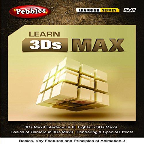 Pebbles 3Dsmax (DVD)
