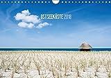 Ostseeküste 2018 (Wandkalender 2018 DIN A4 quer): Die Ostsee, einfach mal die Seele baumeln lassen. (Monatskalender, 14 Seiten ) (CALVENDO Natur) [Kalender] [Apr 01, 2017] Kerpa, Ralph