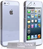 iPhone 5 Crystal Clear Hard Case