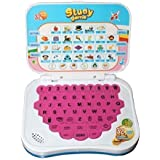 IndiPlay Study Game Mini Laptop For Kids