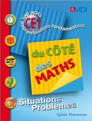 Du Cote des Maths CE1 Situatio