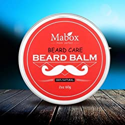 Generic Moustache Wax for Men Styling Moisturizing Conditioner Beard