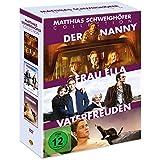 Matthias Schweighöfer Collection DVD Boxn/ Der Nanny, Frau Ella & Vaterfreuden