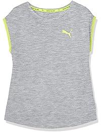 Puma T-shirt pour enfants Soft Sport Layer Thé G
