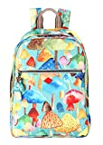 Oilily Autumn Forest S Backpack Misty Green