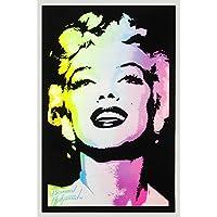 Marilyn Monroe - Face Blacklight Poster (55,88 x 86,36 cm)