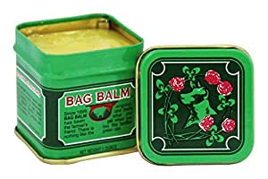 Bag balm on open wounds