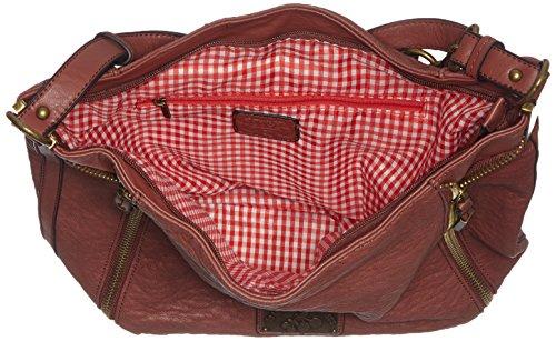 Cherry Time Bonnie 4, Damen Tasche Rot (terracotta 8i20)