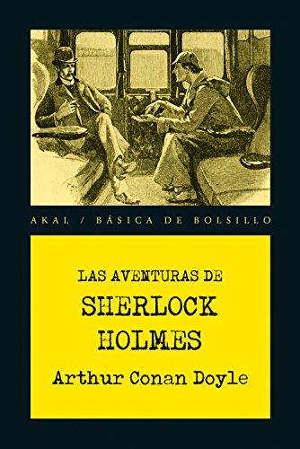 Las aventuras de Sherlock Holmes (Básica de Bolsillo – Serie Novela Negra) por Arthur Conan Doyle
