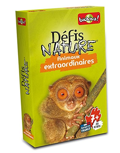 Défis Nature - 286015 - Animaux Extraordinaires