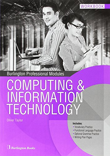 COMPUTING & INFORMATION TECHNOLOGY WB 17
