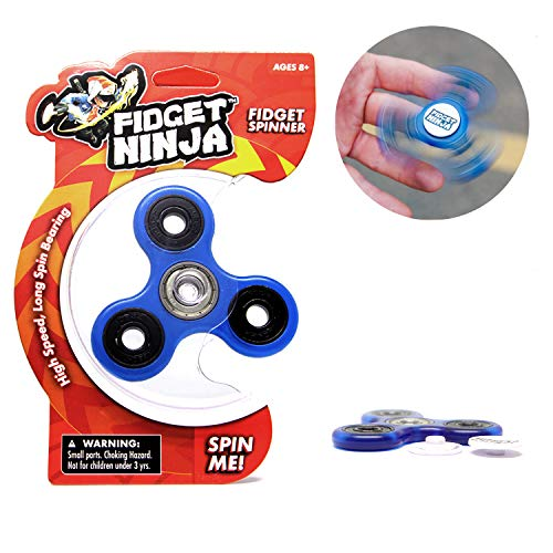 YoYo Factory Fidget Ninja Spinner - Azul