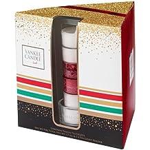 Festa di Natale Yankee Candle 12candele e Holder Set Regalo