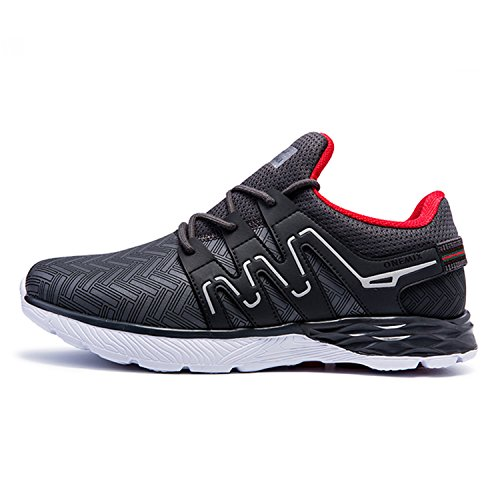 Onemix Men's Lightweight Sport Running Shoes Road Trail Max Sneaker