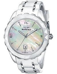 Reloj Sandoz Le Chic 81270-90 Mujer Nácar