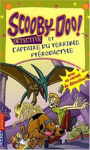 SCOOBY-DOO DETECT AFFAIRE TERR