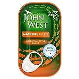John West Sgombri 125g Messicano (Confezione da 6)