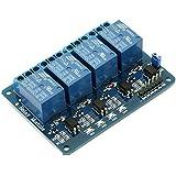 4 Kanal 5V Relay Relais Module Modul für Arduino TTL-Logik