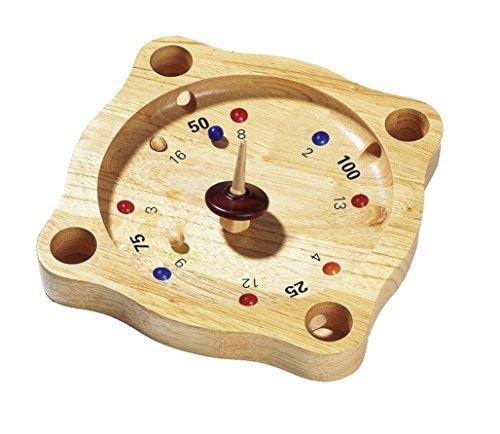 1 Stück Tiroler Roulette Spiel - (Preis pro Stück)