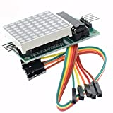 #3: PrimeRobotics MAX7219 Full Color 8 * 8 RGB Dot Matrix Module