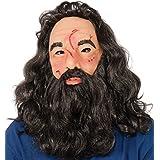 Harry Potter Hagrid Mask Latex erwachsenen