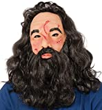 Adults' Deluxe Harry Potter Latex Hagrid Mask (máscara/careta)