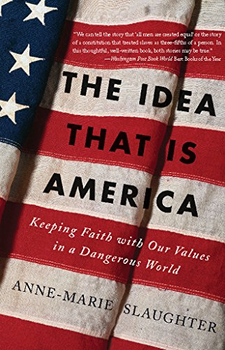 The Idea That Is America: Keeping Faith With Our Values in a Dangerous World (English Edition) por Anne-Marie Slaughter