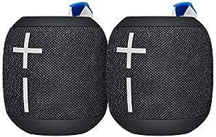 Ultimate Ears Wonderboom 2 Draagbare Bluetooth Luidspreker - Duo Pack - Deep Space