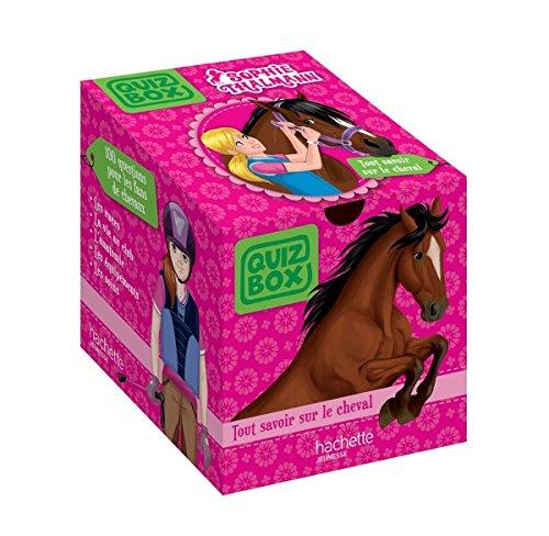 Sophie Thalmann / Quiz box tout sur le cheval
