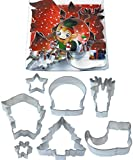 Best Star Shoe Trees - R&M International 2005 Jolly Holiday Cookie Cutters, Snow Review
