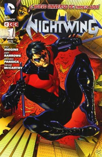 Nightwing núm. 01 par Kyle Higgins