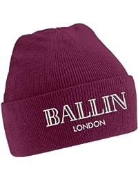 TTC Ballin London Bobble Hat