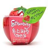 Baviphat® - Strawberry Maske - Beliebte Erdbeer Gesichtsmaske gegen unreine Haut - Feuchtigkeitsmaske - Made in Korea