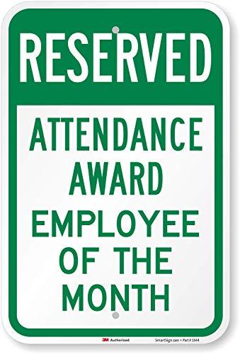 e Award Mitarbeiter des Monats Zeichen, 45,7x 30,5cm ()