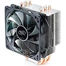 DeepCool GAMMAXX 400 - Ventilador de CPU, MultiSocket 130 W