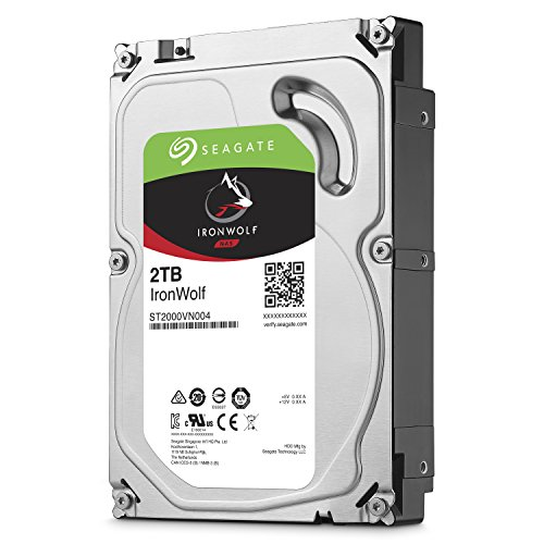 Seagate IronWolf – 2TB Platte angeschaut