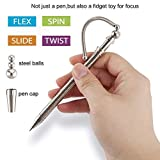 Magnetic Think Ink Pen Finger Fidget Pencil Toys El mejor reductor de estrés alivia la ansie...