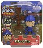 Fisher-Price Mattel Y8357 Mike der Ritter Mike & Yap, Spielfiguren