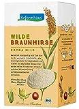 O'Clair Health - Wilde Braunhirse, fein vermahlen, 1000g | Bio | Rohkostqualität | Glutenfrei | Vegan